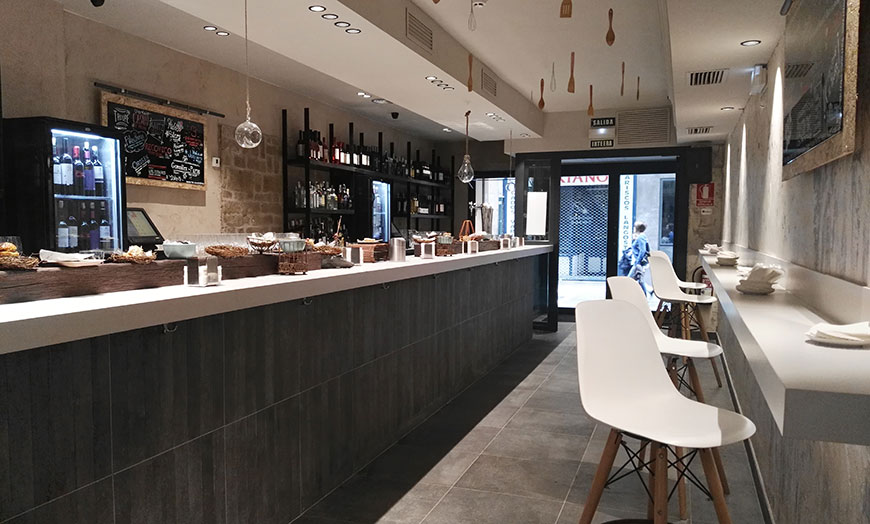 Bar Restaurante Baserri en Pamplona, Navarra